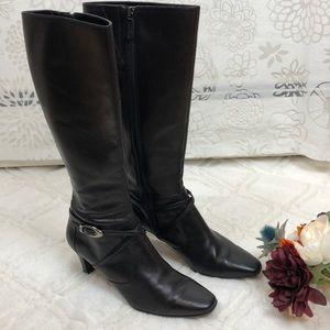 Circa Joan & David leather  Boots Size 8M